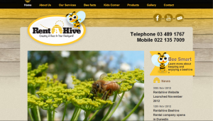 Rentahive Website Launched November 2012