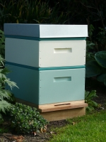 Our Rentahive Hive Colours and range